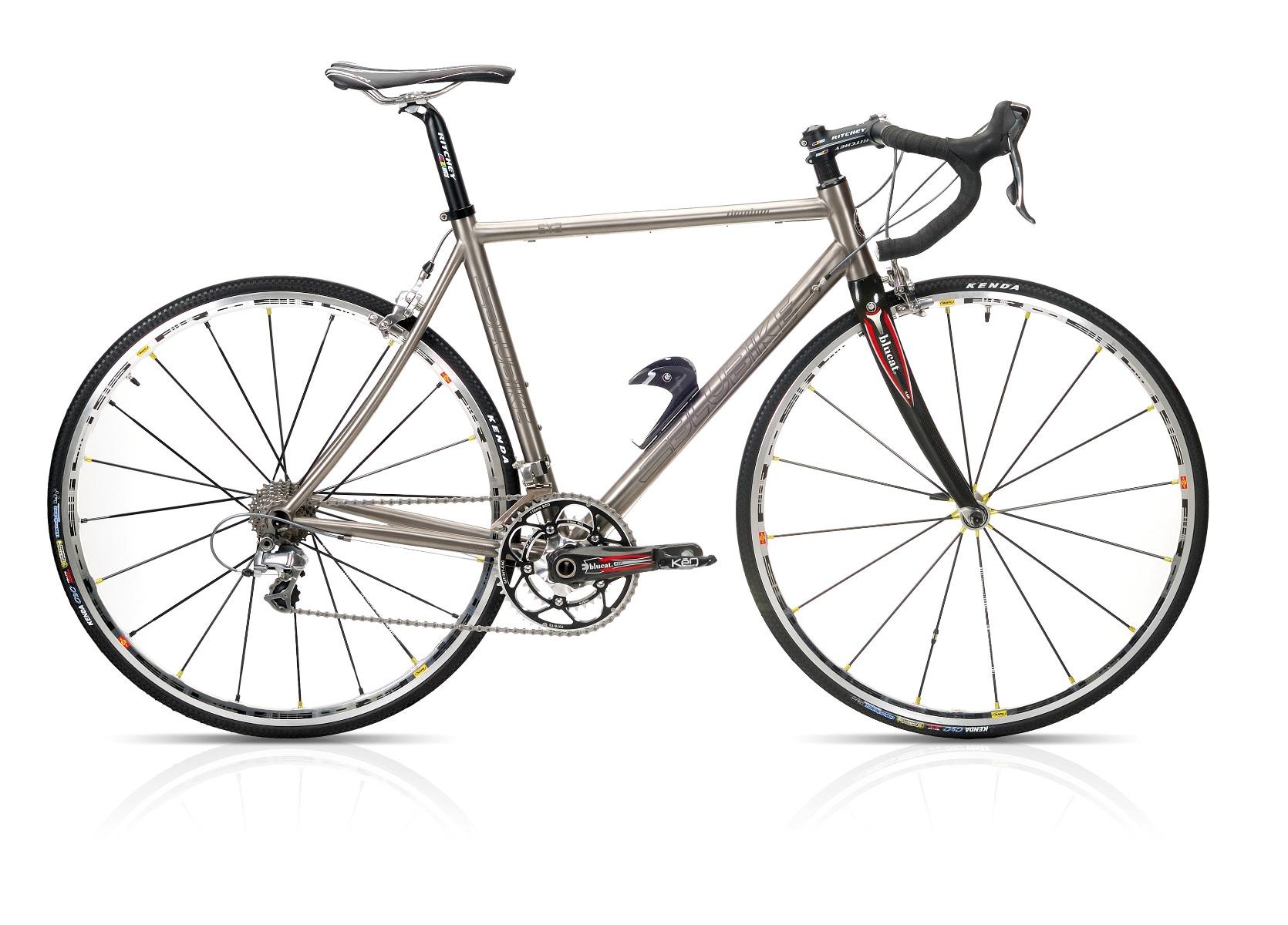 Bici Corsa Titanio
